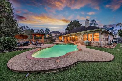 The Woodlands Single Family Home For Sale: 127 Hawknest Court