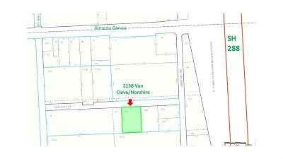 Houston Residential Lots & Land For Sale: 2138 Van Cleve Street