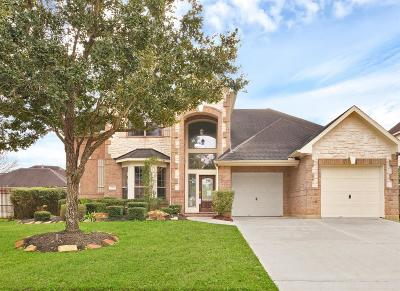 Manvel Single Family Home For Sale: 3411 Aspen Lake Drive