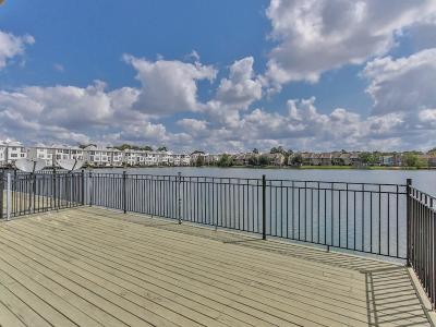 Houston Single Family Home For Sale: 2118 Lakeshore Edge Drive