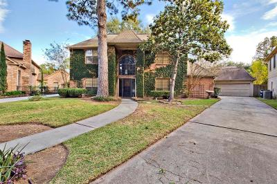 Spring Single Family Home For Sale: 8007 Dutch Oak Circle