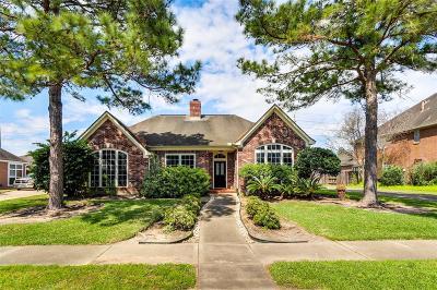 Missouri City Single Family Home For Sale: 3210 Confederate Drive
