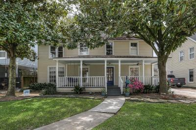 Single Family Home For Sale: 2429 Wordsworth Street