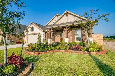 Tomball Single Family Home For Sale: 21806 Soncy Way
