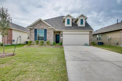 Houston Single Family Home For Sale: 2214 Altman Trail