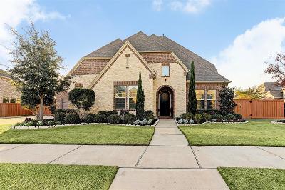 Richmond Single Family Home For Sale: 10506 Fasig Tipton Lane