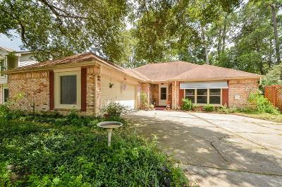 Spring Single Family Home For Sale: 3234 Old Chapel Drive