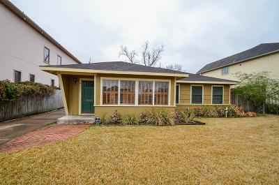 Bellaire Single Family Home For Sale: 4622 Willow Street