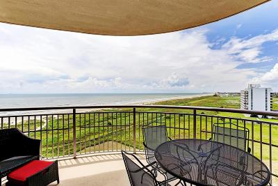 Galveston TX Mid/High-Rise For Sale: $580,000