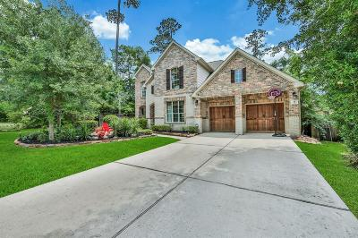 The Woodlands Single Family Home For Sale: 14 Carmeline Drive