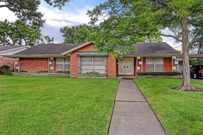 Braeswood Single Family Home For Sale: 2527 Gramercy
