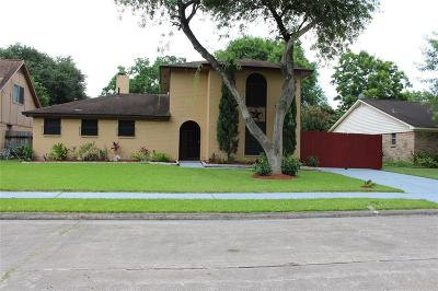 Pearland Single Family Home Option Pending: 5004 Groveton Lane Lane
