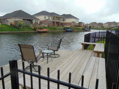 Missouri City Single Family Home For Sale: 3827 Varna Court