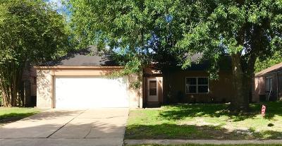 Friendswood Single Family Home For Sale: 16618 Oxnard Lane