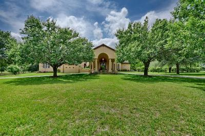 Brookshire Single Family Home For Sale: 4530 Pool Hill Road
