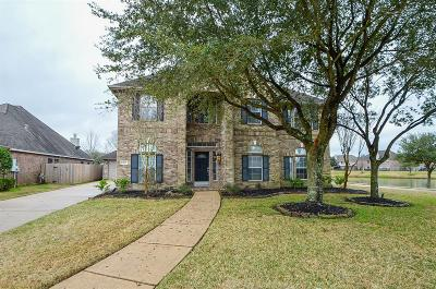 Pearland Single Family Home For Sale: 3802 Austin Lake Court