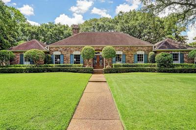 Houston Single Family Home For Sale: 5909 Shady River Drive