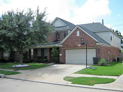 Houston Single Family Home For Sale: 18711 Camellia Dale Trl