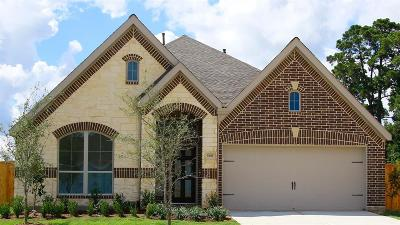 Tomball TX Single Family Home For Sale: $364,900