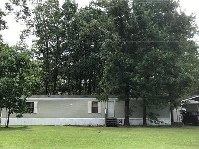 San Jacinto County Single Family Home For Sale: 251 Cayman Street