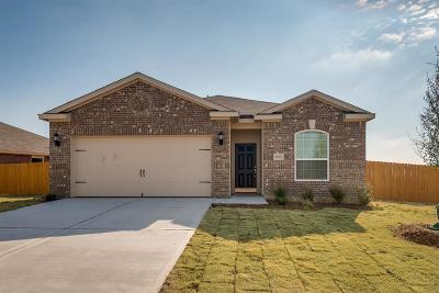 Texas City Single Family Home For Sale: 2402 Oyster Bay Avenue