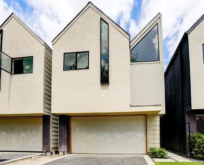 Houston Single Family Home For Sale: 1111 E 25th Street