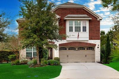The Woodlands Single Family Home For Sale: 38 Tealight