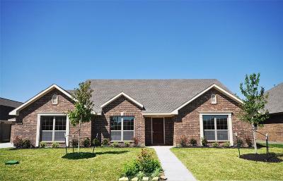 Manvel Single Family Home For Sale: 6534 Houston