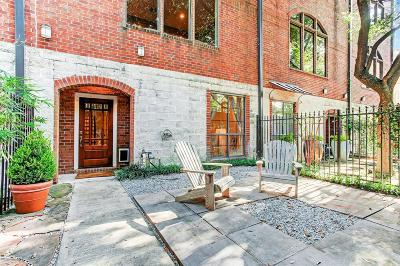 Montrose Condo/Townhouse For Sale: 3300 Taft Street #E