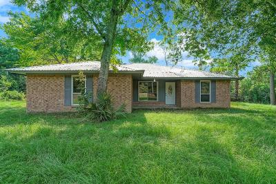 Montgomery Single Family Home For Sale: 3318 Honea Egypt Road