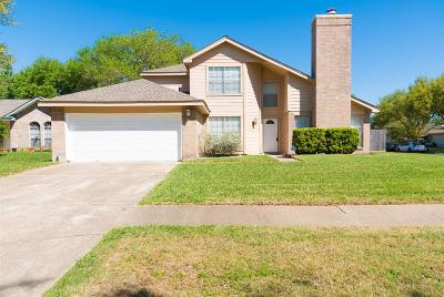 Katy Single Family Home For Sale: 20202 W Blue Juniper Drive
