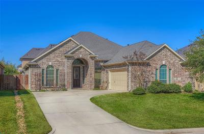 The Woodlands Single Family Home For Sale: 106 Bella Luna