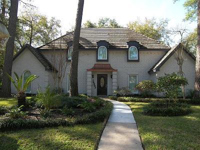 Spring Single Family Home For Sale: 16903 Memorial Oaks Lane