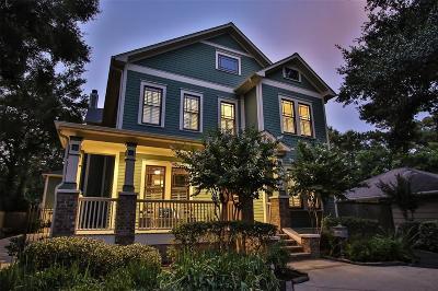 Garden Oaks Single Family Home For Sale: 886 W 41st Street
