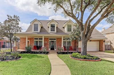 Single Family Home For Sale: 16919 Sandestine Drive