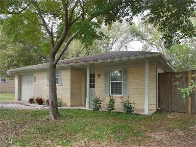 Tomball Single Family Home For Sale: 214 Southmore Street