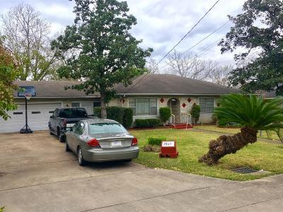 Houston Single Family Home For Sale: 3807 Amos Street