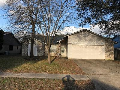 Houston Single Family Home For Sale: 16302 N Cross Drive
