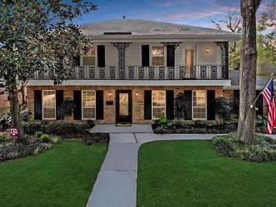Houston Single Family Home For Sale: 619 Patchester Drive