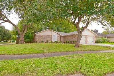 Houston TX Single Family Home For Sale: $199,990