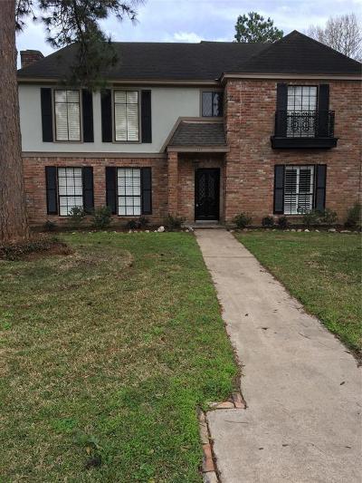 Katy Single Family Home For Sale: 1131 Rennie Drive