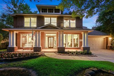 The Woodlands Single Family Home For Sale: 55 S Chandler Creek Court