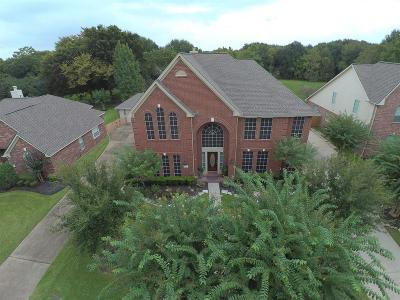 Houston Single Family Home For Sale: 2714 Mossy Log Court