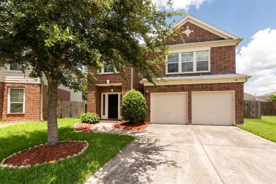 Manvel Single Family Home For Sale: 4 Buena Park Circle