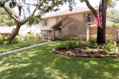 Missouri City Single Family Home For Sale: 2815 Spyglass Lane