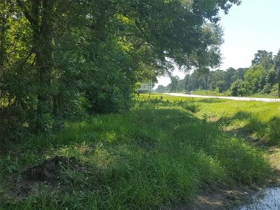 Conroe Residential Lots & Land For Sale: 11526 W Fm 2854 Road W