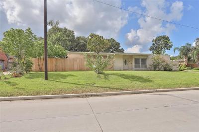 Houston Single Family Home For Sale: 7838 Santa Elena Street