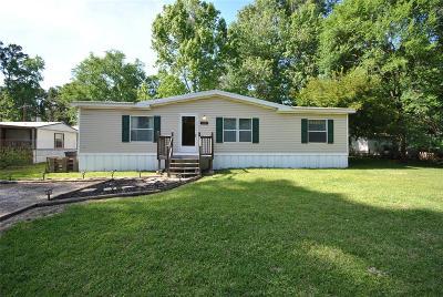 Willis Single Family Home For Sale: 10045 Calendar Street
