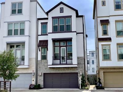 Houston Single Family Home For Sale: 813 Algona Avenue