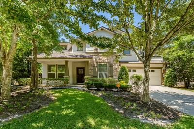 The Woodlands Single Family Home For Sale: 66 Crisp Morning